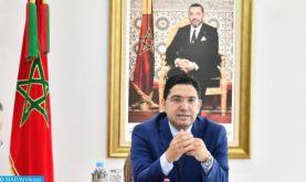 Sous le leadership de SM le Roi, le Maroc a toujours fait preuve d'inventivité pour adresser la question d'énergie (M.Bourita)
