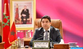Dialogue arabo-japonais: Pour promouvoir une coopération véritable, mutuellement bénéfique (M. Bourita)