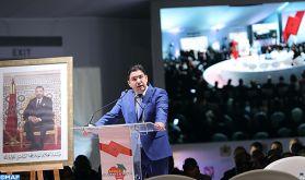"""Le Maroc convaincu que l'Afrique doit s'employer à mettre la coopération au service du triptyque """"éducation, formation, emploi"""""""