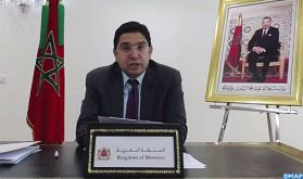 M. Bourita : la sécurité alimentaire et la chaîne logistique, deux piliers pour un partenariat stratégique entre le Maroc et le Brésil