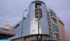La Bourse de Casablanca clôture en légère hausse