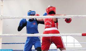 JO 2020 (Boxe): Youness Baalla et Oumaima Bel Habib éliminés en huitièmes de finale