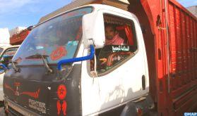 Covid-19: Malgré tout, les camionneurs continuent de rouler