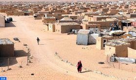 Moins de 20 pc de la population des camps de Tindouf est d'origine sahraouie (rallié) (1/2)