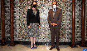 L'ambassadrice canadienne salue la solidarité du Maroc avec les pays africains et le Liban
