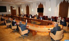Chambre des conseillers: Adoption en commission d'un projet de loi édictant des dispositions relatives à l'état d'urgence sanitaire