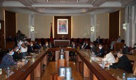 Chambre des représentants: Examen en commission d'un projet de loi relatif au contrôle des exportations des biens à double usage civil et militaire