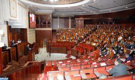 Chambre des représentants: Adoption à la majorité d'un projet de loi organique relatif au processus électoral