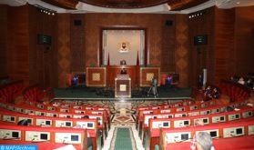 Chambre des conseillers: L'intégration de l'amazighe dans les travaux des séances plénières au centre d'une réunion à distance