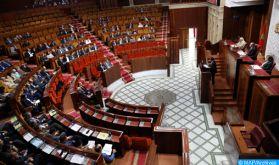 Chambre des représentants: Programmation de 3 ministères pour chaque séance hebdomadaire