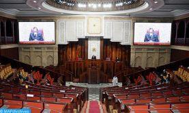 La Chambres des représentants approuve trois projets de loi relatifs à l'état d'urgence sanitaire