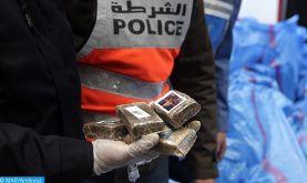 Agadir: Saisie de 2 tonnes de chira, sept personnes interpellées (DGSN)