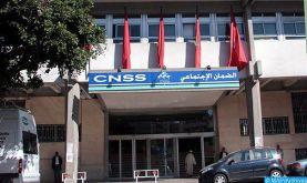 Kénitra: Remise d'attestations d'adhésion à la CNSS à des commerçants, professionnels et artisans