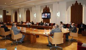 Chambre des Conseillers: adoption en commission d'un projet de loi relatif à la Fondation des œuvres sociales des fonctionnaires de la protection civile