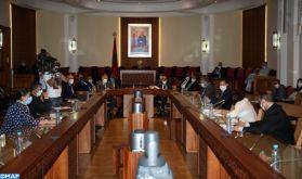 Chambre des représentants: Principaux points de l'exposé du ministre de l'Intérieur sur le projet de loi n° 04.20 relative à la CINE