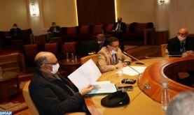Chambre des représentants: Approbation en commission d'un projet de loi relatif à l'état d'urgence sanitaire