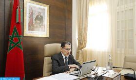 Réunion mardi du Conseil de gouvernement