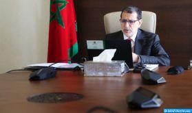 Covid-19: Prolongation de l'état d'urgence sanitaire jusqu'au 10 mai (Conseil de gouvernement)