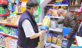 Produits alimentaires/Ramadan: 1.410 infractions établies (Commission)