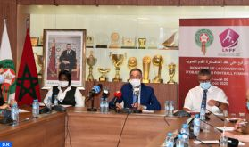 FRMF: Signature d'une convention d'objectifs pour le développement du football féminin