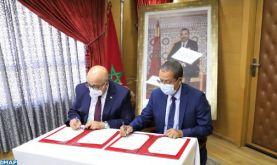 La recherche médicale au cœur d'une convention entre l'université Mohammed V de Rabat et le CHU Ibn Sina
