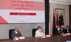 Fès-Meknès : Deux conventions de partenariat de 406 MDH pour promouvoir l'emploi