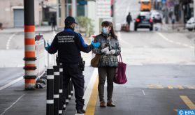 Coronavirus : 800 nouveaux cas en 24 heures en Suisse, 2.200 contaminations au total