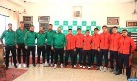 Marrakech : Tirage au sort de la Coupe Davis Maroc-Vietnam (Playoffs Groupe II Monde)