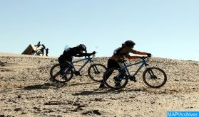 "VTT: le ""Titan Desert MTB Marathon"" du 10 au 15 octobre au Maroc"
