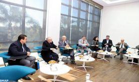 CSMD : Séances d'écoute avec les représentants de la Fédération des chambres des pêches maritimes