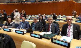 Une délégation marocaine participe à New York à l'audition parlementaire UIP-ONU sur l'éducation et le développement durable