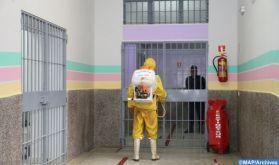 DGAPR: 75 prisons désormais indemnes du nouveau coronavirus