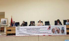 Forum à Dakhla pour célébrer le 62è anniversaire de la visite de feu SM Mohammed V à M'Hamid El Ghizlane