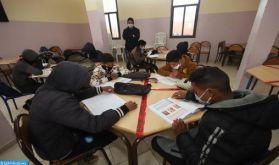 Dar Talib d'Oukaïmden, un couronnement des efforts de l'INDH pour lutter contre le décrochage scolaire