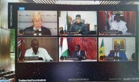 Covid-19: des chefs d'Etat africains appellent à un nouvel ordre mondial plus solidaire et équitable