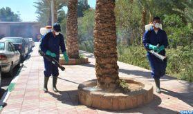 Sidi Slimane: Les autorités locales se mobilisent pour faire face à la propagation du Covid-19