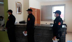 Covid-19: La sûreté régionale d'Al Hoceima s'engage dans une campagne de don de sang