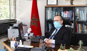 Santé publique et épidémiologie: Quatre questions au directeur de l'ENSP