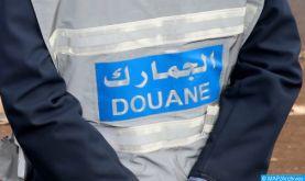 Saisie de 6200 Kg de pétards et feux d'artifice importés sans déclaration (Direction des Douanes du Port de Casablanca)