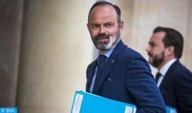 Démission du gouvernement français (Elysée)