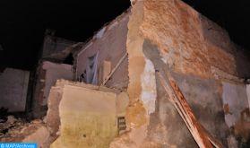 Béni Mellal : 230 bâtiments menaçant ruine à très haut risque d'effondrement