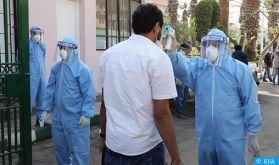 Covid-19/Egypte : 491 nouveaux cas confirmés, 11.719 au total