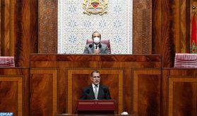M. El Otmani: Le confinement ne signifie pas l'arrêt de l'activité industrielle et économique
