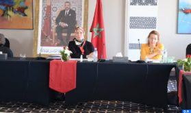 Tenue d'une réunion de la commission intersectorielle de pilotage et de suivi des centres culturels marocains à l'étranger