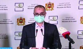 Coronavirus: 125 nouveaux cas confirmés au Maroc, 1.888 au total
