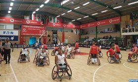 Eliminatoires paralympiques africaines de basket-ball en fauteuil roulant : le Maroc perd face à l'Algérie