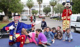 Casablanca: Célébration de la Journée internationale du cancer de l'enfant
