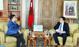 Le Maroc et l'Espagne affirment leur attachement au principe du dialogue pour résoudre tout chevauchement de leurs domaines maritimes