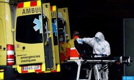 Covid-19/Espagne: plus de 26.000 décès et 128.511 guérisons (ministère)