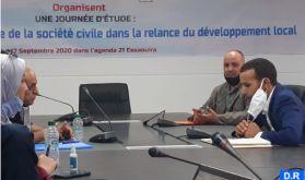 Covid-19 : La société civile et la relance du développement local au centre d'une journée d'étude à Essaouira